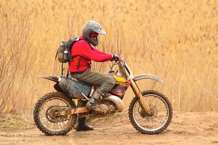 Motorcykel som arbetsfordon