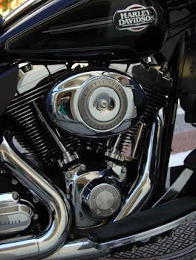 En klassisk motor