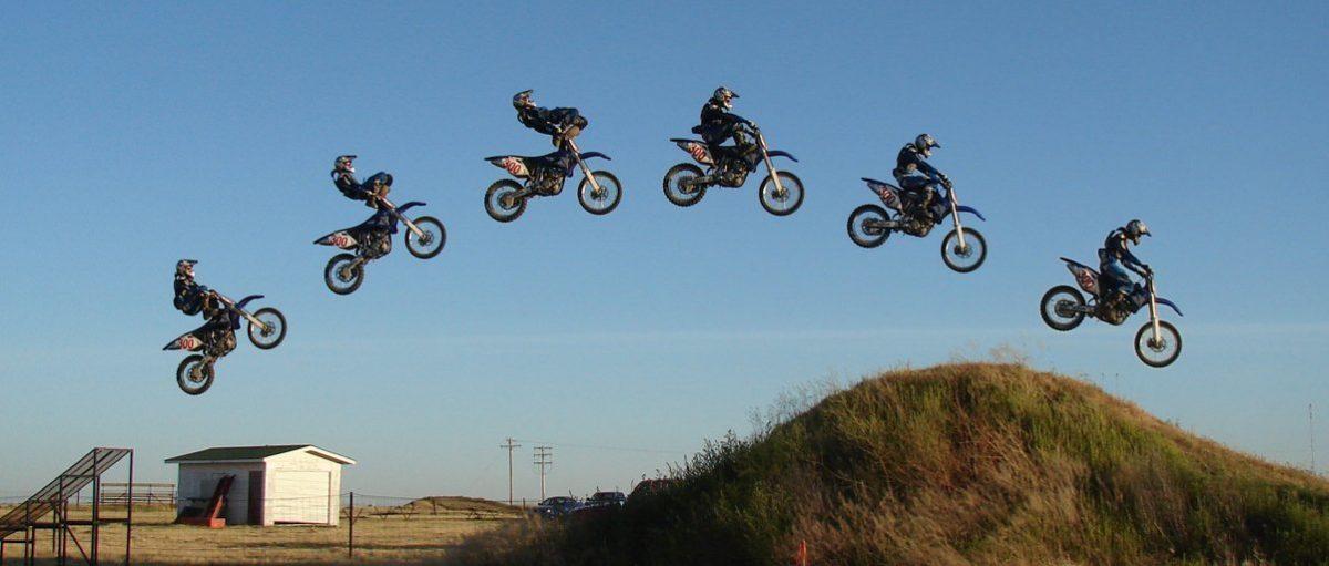 Spel med motorcyklar